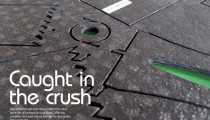 Caught in the crush
